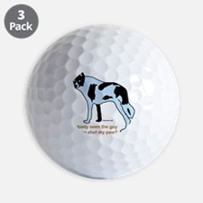 Anybody Seen The Guy Who Shot My Paw Li Golf Ball