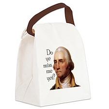 doyemissmeyet Canvas Lunch Bag
