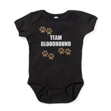 Team Bloodhound Baby Bodysuit