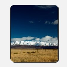 5145-Ben-Ohau-range--wheat mini pst fr w Mousepad