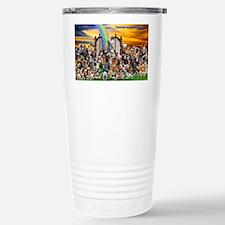 2010#111 Stainless Steel Travel Mug