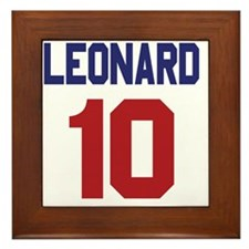 leonard Framed Tile