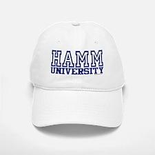 HAMM University Baseball Baseball Cap