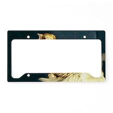 cassie License Plate Holder