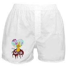2-Make Love not WAr upload Boxer Shorts