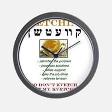 Kvetch A Wall Clock