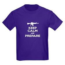 Keep Calm Prepare M4 T