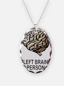 Left Brain Necklace
