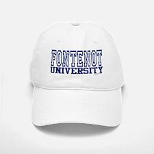 FONTENOT University Baseball Baseball Cap