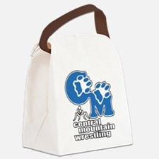 CMWrestling14 Canvas Lunch Bag