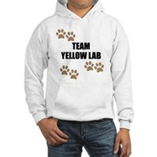 Team Yellow Lab Hoodie
