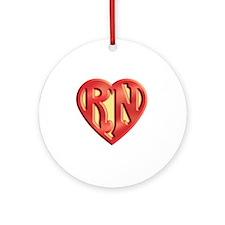 super-rn3-T Round Ornament