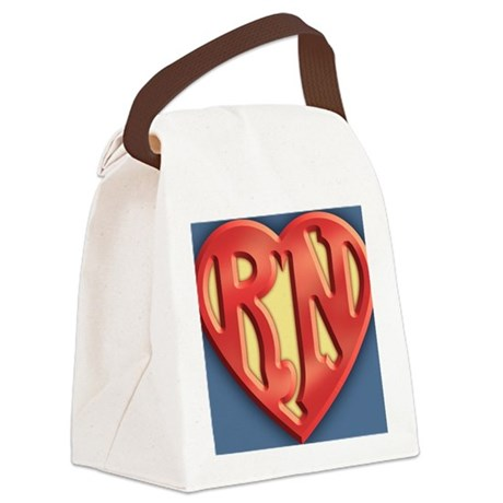 super-rn3-BUT Canvas Lunch Bag