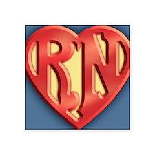 """super-rn3-BUT Square Sticker 3"""" x 3"""""""