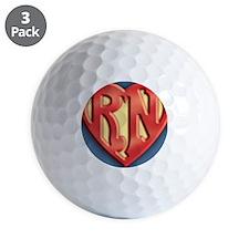 super-rn3-BUT Golf Ball