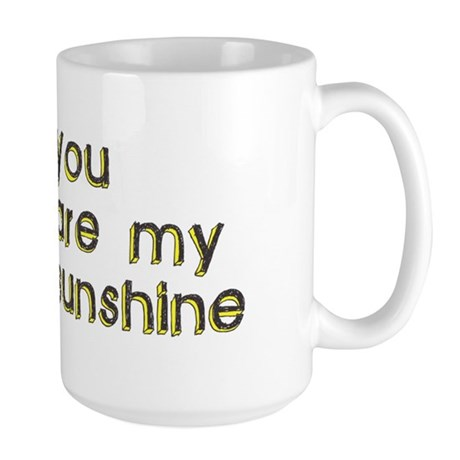 sunshine Large Mug