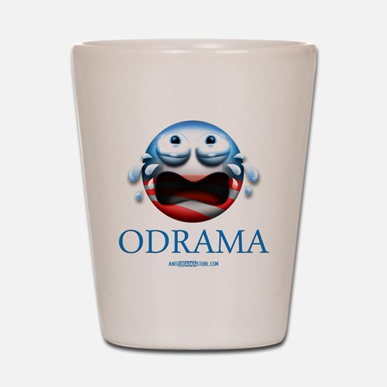 2-odrama Shot Glass