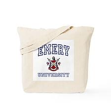 EMERY University Tote Bag