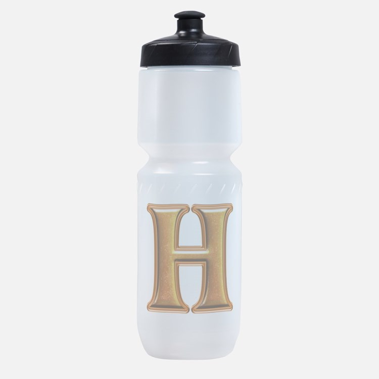 H Shiny Colors Sports Bottle
