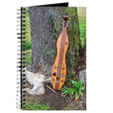 Dulcimer Journals & Spiral Notebooks
