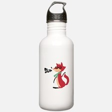 What Does The Fox Say Water Bottle