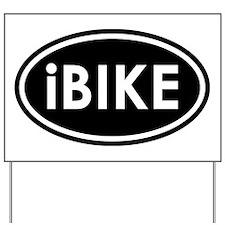 Ibike2TS Yard Sign