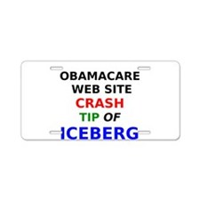 Obamacare web site crash tip of iceberg Aluminum L