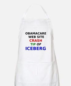 Obamacare web site crash tip of iceberg Apron