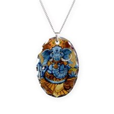 ganesh11x17 posters Necklace
