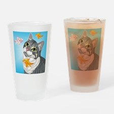 Scifi Drinking Glass