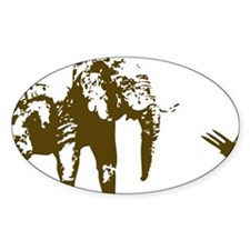 elephant and the beast Decal