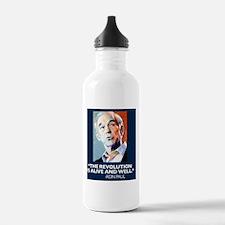 ronpaul the revolution Water Bottle