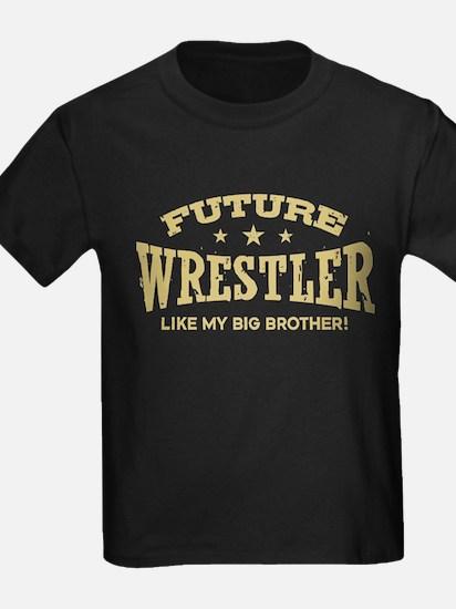 Future Wrestler Like My Big Brother T
