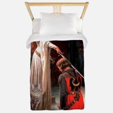 Accolade - Maine Coon and Smoke Persian Twin Duvet