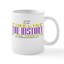 Timeline WCW Coffee Mug