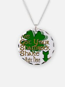 2-shamrock Necklace