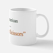 My Native American Name is... Mug