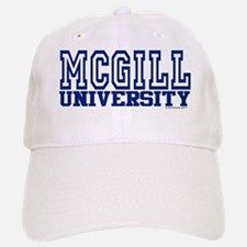 MCGILL University Baseball Baseball Cap