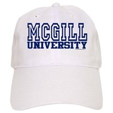 MCGILL University Baseball Cap