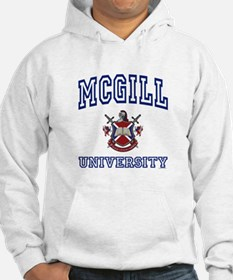 MCGILL University Jumper Hoody