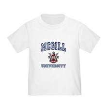 MCGILL University T