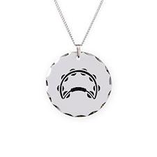Tambourine Necklace