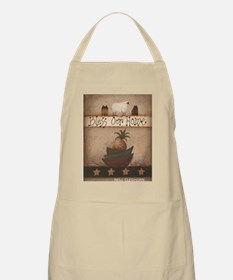 BLESS OUR HOME (2) Apron