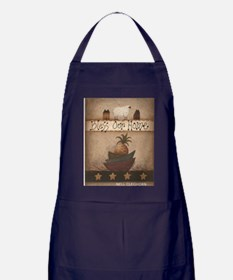 BLESS OUR HOME (2) Apron (dark)