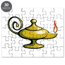 Genie Lantern Puzzle