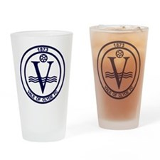 2-Vale of Clyde Football Club Offic Drinking Glass