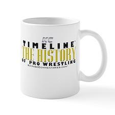 Timeline WWE Coffee Mug