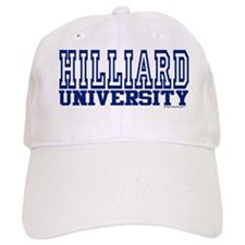 HILLIARD University Baseball Cap