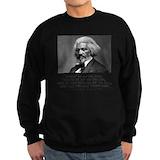 Frederick douglass Sweatshirt (dark)