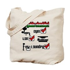 checklist Tote Bag